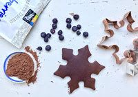 an allergy-friendly & organic living blog. recipe & menu development consultation services. : Your New Favorite Gingerbread Recipe - Blueberry &...