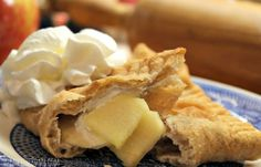Cream Cheese Apple Pie Sopapilla Recipe