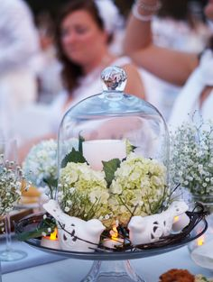 Dîner en Blanc Insider Returns for Round Two, Reports on the Pop-Up Picnic's Location, Menu & More