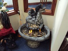 Bear Fountain Multi Level Local Pick Up Only by MountainArtCasting, $499.00