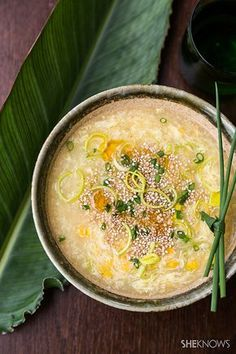 Cantonese corn soup recipe
