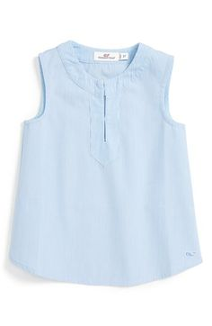 Vineyard Vines Sleeveless Top (Toddler Girls)