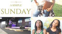 A SIMPLE SUNDAY! #Vlog1✌