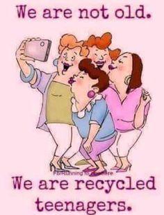 Dear Old Girlfriends!!