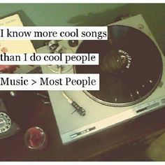 Sometimes I hate that I have to feel this way... but then I think. It's just the truth. #MusicLove #Introverts