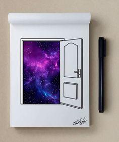Esta es la puerta de tu destino