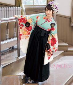 大島優子の袴セット
