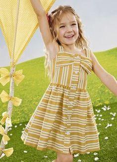 Lovely dress for girls