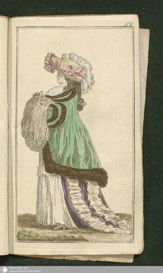 January 1786  Journal des Luxus under der Moden