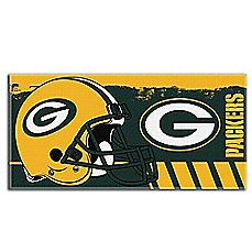 NFL Green Bay Packers Official Beach Towel