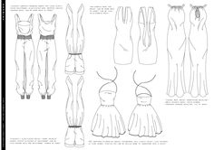 how to draw flats for fashion | how to waste so they want capture i show an