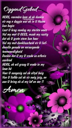 Discover recipes, home ideas, style inspiration and other ideas to try. Good Morning Wishes, Good Morning Quotes, Lekker Dag, Evening Greetings, Afrikaanse Quotes, Meet U, Angel Prayers, Goeie More, Dear God