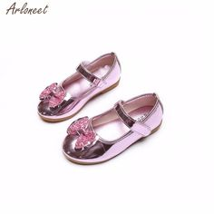 9607ee88f4dba 2018 toddler girls summer shoes Solid Butterfly-knot Children Girl Fashion  Princess Dance Toddler Quality Shoes FEB1 Price  7.29   FREE Shipping  young