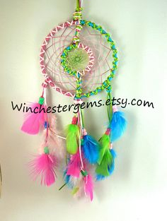 Dream Catcher by Winchestergems on Etsy