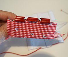 Silkspike Dolls - Clip Purse Tutorial and Pattern