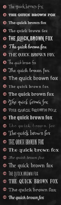 I've recently been looking into creating a chalk board design and I started looking for the perfect font! I love the chalk board designs where the fonts are all mismatched together and handwriting Typography Love, Typography Inspiration, Graphic Design Typography, Japanese Typography, Typography Poster, Fancy Fonts, New Fonts, Chalkboard Fonts, Chalk Fonts