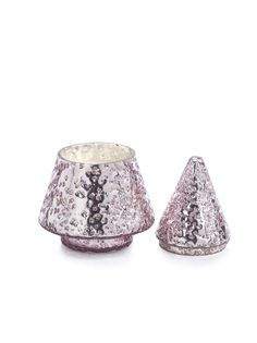 Zodax Glass Tree Siberian Fir Scent Lidded, Set of 2 Jar Candles, Pink*** More info could be found at the image url. (This is an affiliate link) #jarcandles