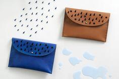 Safia Stodel's Ilundi genuine leather accessories embody simplicity and style.