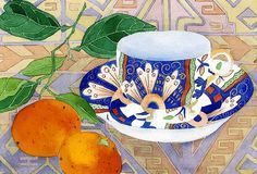 Mango Frooty - teacup with oranges | Flickr - Photo Sharing!