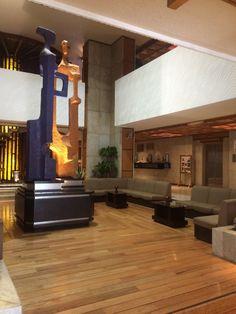 Lobby #hotelcasablanca www.hotel-casablanca.com.mx