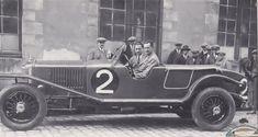LE MANS 1926 - Peugeot 174S  #2 -  André Boillot -  Louis Rigal