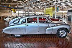 1947 Tatra T-87 Saloon.