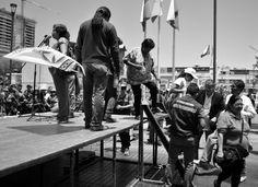Movilización Empleados Públicos