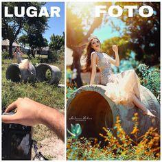 Фотограф из Бразилии делает снимки в скучных местах, но результат приводит в восторг