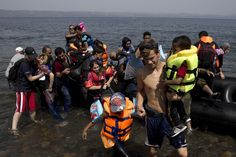 Abstract Connection- The central article by Picket presents the GOP's views on the Syrian Refugee Crisis. This article displays the Democratic view of the crisis.