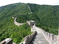 Bức Tường Lớn Của Trung Quốc, Trung Quốc