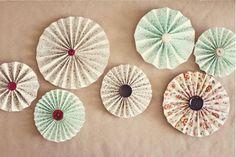 DIY Button : DIY Paper Pinwheels