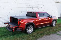 Official site of the ACCESS Roll-Up Tonneau Covers. A pickup truck bed cover will help secure your load, improve gas mileage and is easy to operate. Pickup Truck Bed Covers, Chevy Pickup Trucks, Lifted Chevy, Chevy Pickups, Chevy Avalanche, Tonneau Cover, Storage Ideas, Accessories, Organization Ideas