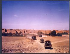 Marcus's old family photos – Land Rover vehicles in India. -via rag & bone, guest pinner for Land Rover USA