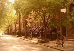 West village is like a dream