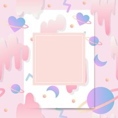 Discover thousands of copyright-free vectors. Graphic resources for personal and commercial use. Thousands of new files uploaded daily. Polaroid Frame Png, Polaroid Picture Frame, Overlays Tumblr, Instagram Frame Template, Photo Collage Template, Art Background, Cute Pastel Background, Graphic Design Posters, Cute Wallpapers