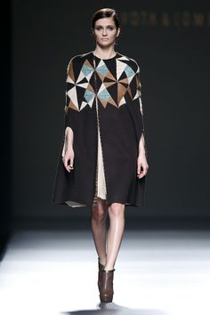 Devota & Lomba - Madrid Fashion Week O/I 2014-2015 #mbfwm