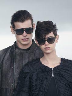 d7e0f73b1838 First Look  Emporio Armani Fall Winter 2014 Campaign. Men EyeglassesFashion  ...