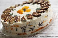 Schaumkusstorte, Dickmann's-Torte, Eistorte, Kindergeburtstagskuchen, Goldbonsche  http://goldbonsche.com/2015/04/19/schaum-kuesst-torte-dickmanns-torte/
