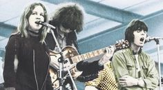 Sandy, RT and Ian Matthews of Fairport Convention. Second gig w/ Sandy. 1968 at the Whittlesey Barn Dance & Barbecue. 70s Music, Music Like, Folk Music, Fairport Convention, Richard Thompson, Barn Dance, Chris Cornell, Popular Music, Music Publishing