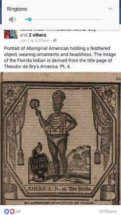 🤡☠️ Theodore de Brys america 😂👨🏼albino made up stories, when food was always plentiful. Demonising the Beautiful melanin races Native Indian, Native American Indians, Native Americans, Black Indians, Black History Facts, Mystery Of History, African American History, Biblical Hebrew, Egypt Art