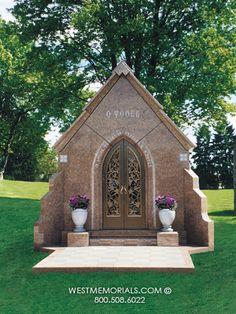 Otoole Mausoleum Designs | West Memorials