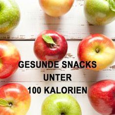 Gesunde und leichte Snacks