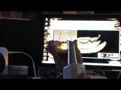 Reading an Oral Model with the 3D Progress Intra Oral Scanner - YouTube