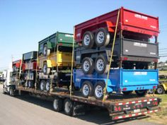 There are a variety of different trailers for sale, and here are some tips for finding the right one for your needs.