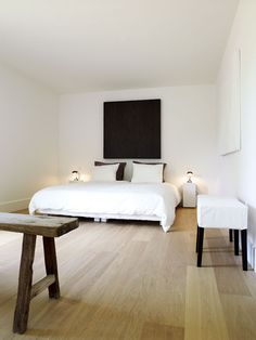 This is so gonna be our bedroom! Warm and sober!