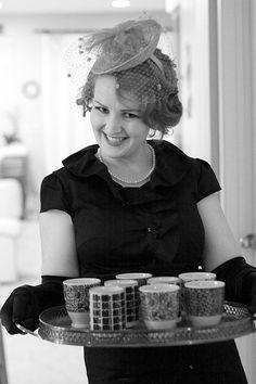 la fuji mama blog - 1940s casablanca dinner party - neat 40s ideas even if I don't want a Casablanca party