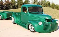 1941 Chevy Pickup with Trailer. ....SealingsAndExpungements.com... 888-9-EXPUNGE (888-939-7864)....Free evaluations..low money down...Easy payments.. 'Seal past mistakes. Open new opportunities.'