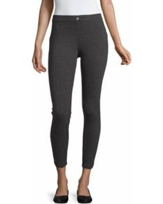 4bb4e61f4b6c11 UTOPIA BY HUE Utopia By Hue Felted Skimmer Womens Mid Rise Skinny Leggings,  Womens, Black, Large from JCPenney | People