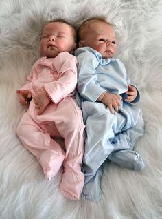 ReBorn Sammie ~ * Twin A * ~ Adrie Stoete ~ Snuggle Love Nursery