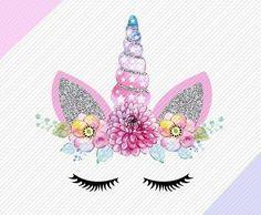 Watercolor Unicorn, Unicornio Birthday, Glitter Unicorn, Glitter Toms, Unicornios Wallpaper, Rainbow Clipart, Unicorn Printables, Unicorn Pictures, Unicorns And Mermaids